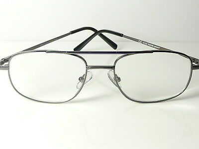 New Mens  FOSTER GRANT Metal   'Hardy' Reading Glasses
