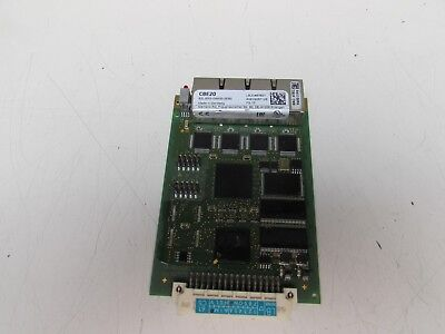 Siemens 6Sl3055-0Aa00-2Eb0 Profinet Module, Cbe20, Good Takeout! Make Offer!