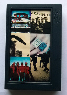 DCC Digital Compact Cassette Tape - U2 - Achtung Baby