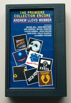 DCC Digital Compact Cassette Tape - Andrew  LLoyd Webber The Premiere Collection