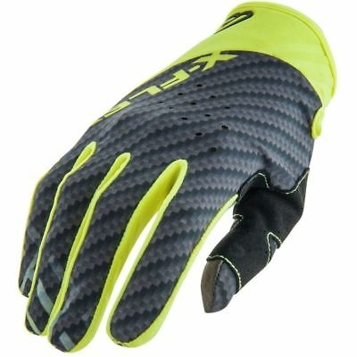 Acerbis Guanti Gloves Cross Enduro Giallo Fluo Mx X-Flex Size M
