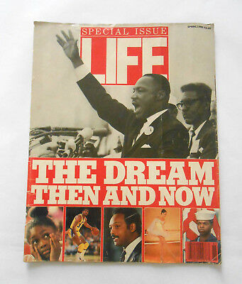 LIfe Magazine The Dream Then And Now 1988 Issue.