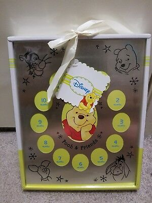 Disney My First Year Photo Frame Pooh & friends