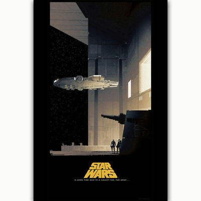 """Art Hot Star Wars a Hope Classic Movie Poster -24x36"""" 27"""" P-397"""