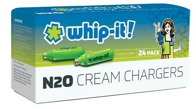 600 Whipped Cream Chargers + FREE ION LITE IT TORCH INCLUDED WHIP 8 COLORS