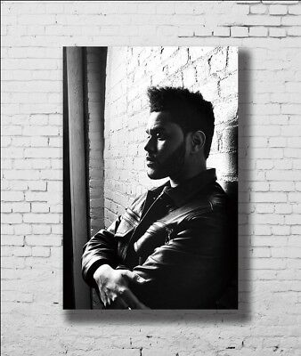 P-517 Art The Weeknd Starboy Custom LW-Canvas Poster - 21 24x36in