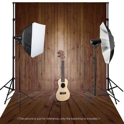 Andoer 1.5*2m Big Photography Background Backdrop Classic Fashion Wood S4U1