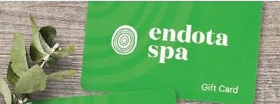 $500 Endota Spa Gift Card Voucher - Birthday/Xmas Gift Present