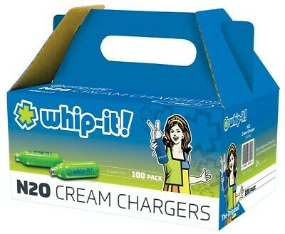 300 Whipped Cream Chargers + FREE ION LITE IT TORCH INCLUDED WHIP 8 COLORS