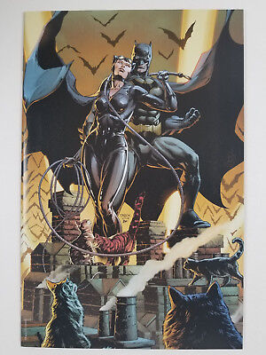 Batman #50 Jason Fabok Exclusive Virgin Variant NM DC Comics 2018