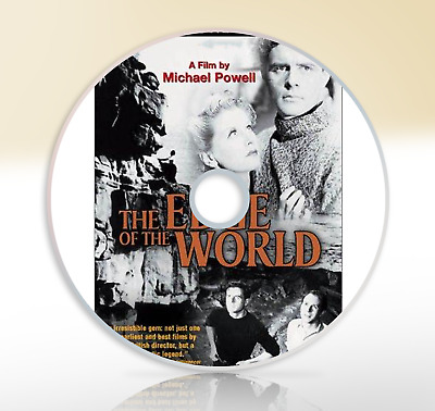 The Edge Of The World (1938) DVD Classic Drama Movie / Film Finlay Currie