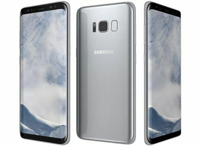 Samsung Galaxy S8+ Plus G955U 64GB  4G LTE (GSM Unlocked) 1 Year Warranty SRB