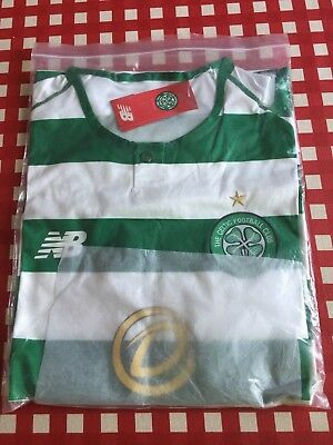 """Glasgow Celtic Home Football Shirt 2018/19.""""SIZE EXTRA LARGE 44/46"""" CHEST"""