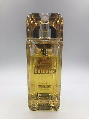 1 Million Cologne By Paco Rabanne 4.2 oz Eau De Toilette Spray EDT Low Fill