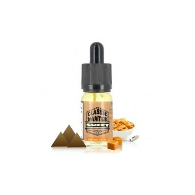E-liquide Sweet - Classic Wanted - VDLV (5X10ml)