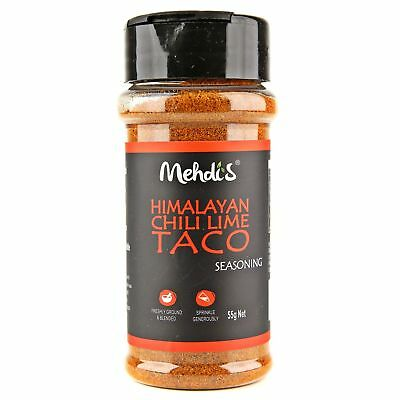 HIMALAYAN CHILLI LIME TACO SEASONING 55 g
