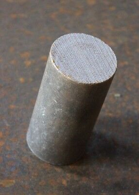 """Hammer Billets of NEW 1045 Steel! 1-3/4"""" Diameter by APPROXIMATELY 3-1/2"""" Long"""