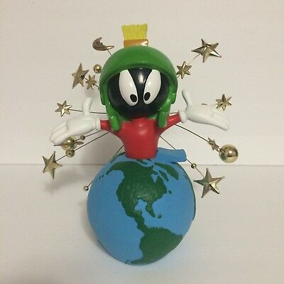Marvin the Martian Christmas Tree Topper Out of This World Sun Moon Stars