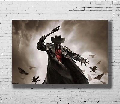 """P-116 Art Jeepers Creepers 3 Classic Movie 2017 Horror Film LW-Canvas Poster 36"""""""