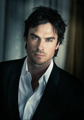 Ian Somerhalder Poster #02 Wet Open Shirt 24x36/""