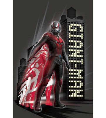 """Ant Man and The Wasp Movie Poster Marvel Comics Art Print 13x20/"""" 24x36/"""" 27x40/"""""""
