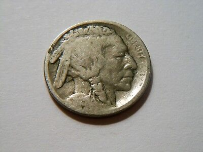 *WOW* 1913-P *Type 2* G/VG Buffalo Nickel,  Nice *Low Priced* Coin to Collect