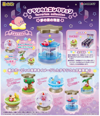 Kirby Super Star Terrarium Sammlung The Story Of Fountain Of Dreams 6types Set
