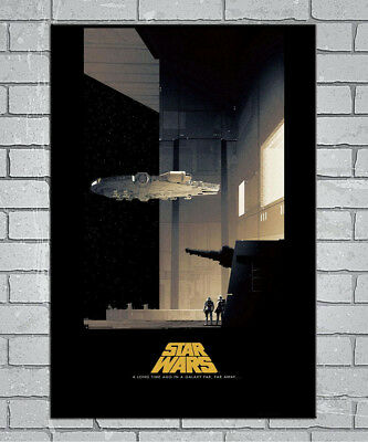 E608 Art Star Wars a Hope Classic Movie Film 18 24x36inch Poster New Gift
