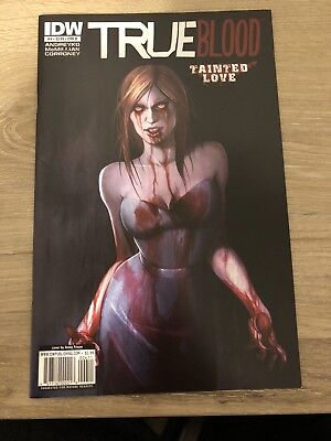 Hbo True Blood:tainted Love #4 Cover B Jenny Frison Hot Nm