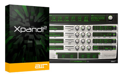 AiR Music Technology Xpand!2 (VST/AU/MacOSX/Windows) iLok License