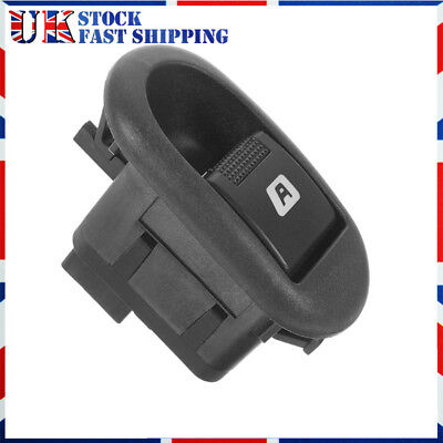 Electric Window Switch Button 4-Pins OEM 6554L7 For Peugeot 1007 Citroen C2 C3