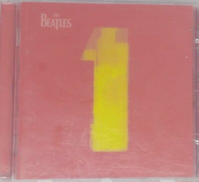 "THE BEATLES ""1"" 2000 27Trk 'Best Of' CD ""Can't Buy Me Love, Yesterday, Hey Jude"""