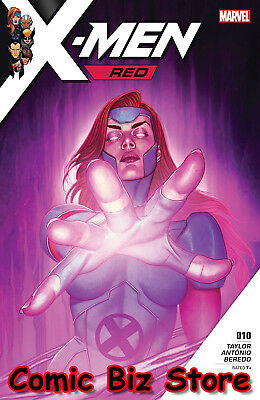 X-Men Red #10 (2018) 1St Printing Main Cover Bagged & Boarded Marvel Comics