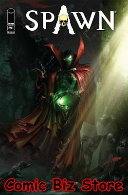 Spawn  #291 (2018) 1St Printing Mattina Cover A Bagged & Boarded Image Comics
