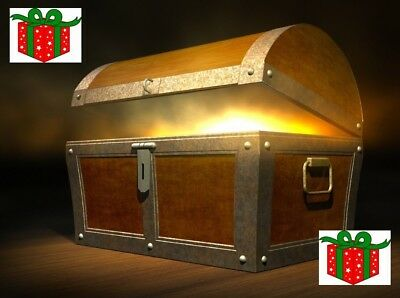 Xmas Mystery Crate , autographs ,collectables  Always more RRP  than you pay