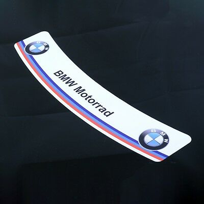 BMW Motorrad Helmet Visor Sunstrip Sticker Motorcycle Bike Vinyl Decal