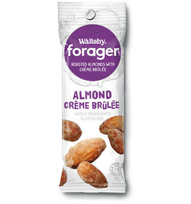 Forager Creme Broulee 35g x 8