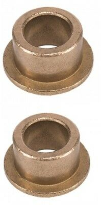 2 Pack Murray, Ariens. Noma Replacement bearing Axle Bushings