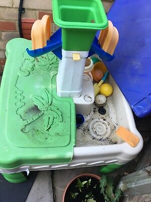 Little Tikes Sand & Water Table With Lid