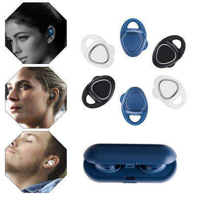 Bluetooth Mini True Wireless Sport Earbuds Headset For Samsung SM-R150 iphone