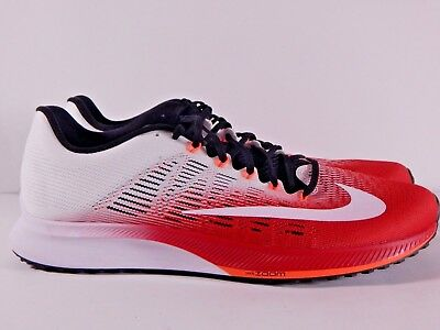 New Nike Air Zoom Elite 9 Men s running run shoes red white 863769-600 Sz f514c7a99