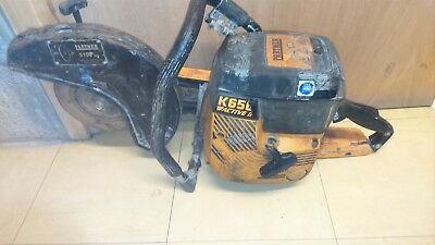 PARTNER K650 Active 2 Petrol Cut Off Saw Spares/Repairs