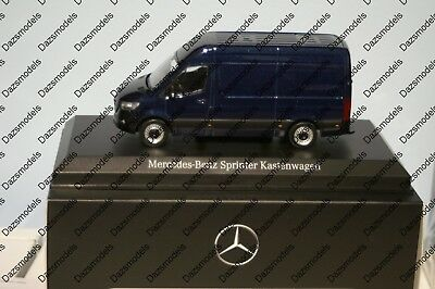 be7814c168b NOREV MERCEDES SPRINTER MWB Blue 1 43 scale Diecast Van - £49.99 ...