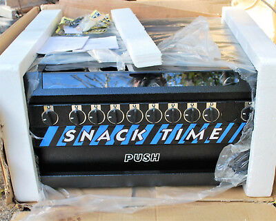Snack Time Vending Machine VM-150B NEW UNUSED With Keys And Manuals