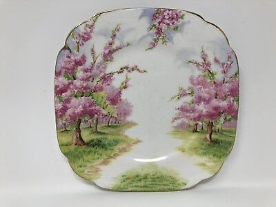 """Royal Albert 'Blossom Time' 6"""" Side Plate - 1st Quality"""