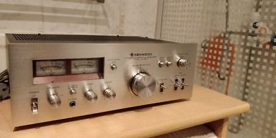 Kenwood KA-5500 Stereo Integrated Amplifier (1975-78)