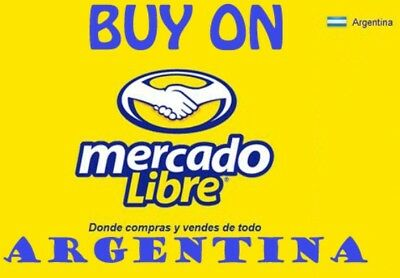 Personal Online Shopper Argentina-We buy On your Behalf From Mercadolibre 1