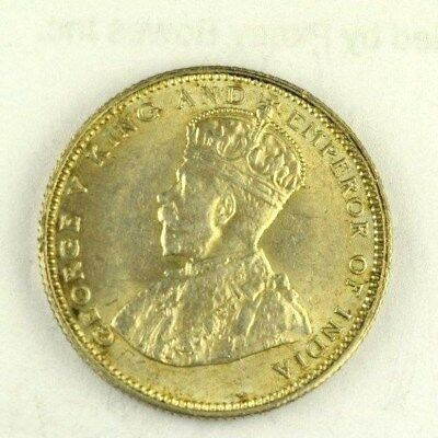 1927 Straits Settlements 20 Cents, No Reserve, Malaysia