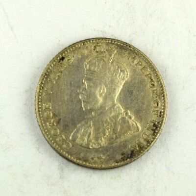 1920 Straits Settlements 10 Cents, No Reserve, Malaysia