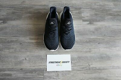 c2f0aba27 ADIDAS ULTRABOOST Uncaged Hypebeast Black Gray Primeknit Lace Up ...